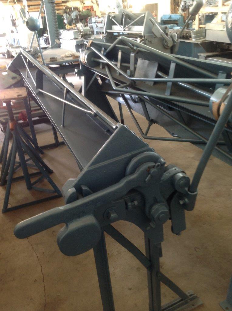 Pre Owned Chicago Dreis Amp Krump Model 818 Hand Brake Stock